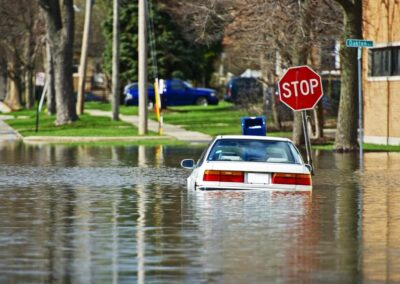AI for targeted marketing of insurance – Flood Insurance